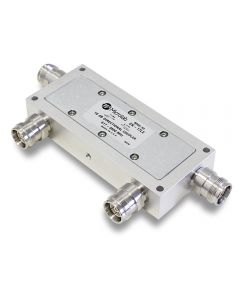 10dB 4-Port Coupler 617-3800MHz 200W 4.3-10