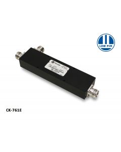 6dB Low PIM Coupler 350-2700MHz 300W 4.3-10
