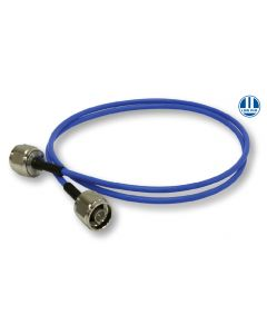 0.5m 0.141in Low PIM Cable DC-6GHz 100W 4.3-M TO 4.3-F