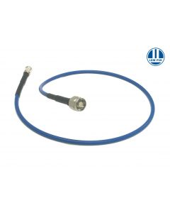 1m 1/2in Low PIM Cable DC-6GHz 380W 4.3-10(m) - 4.3-10(f)