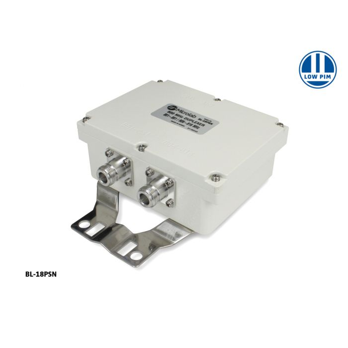 Duplexer 800 Public Safety 60W Type N