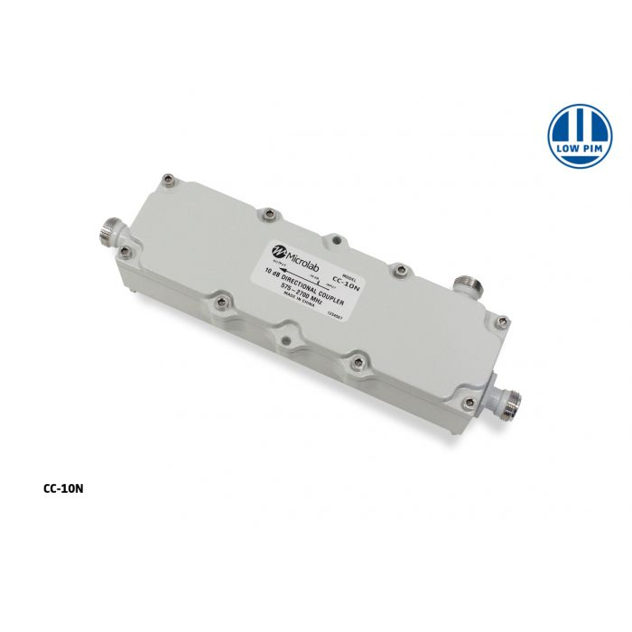 5dB Low PIM Coupler 575-2700MHz 300W Type N