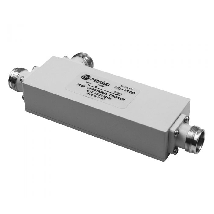 10dB Directional Coupler 617-5 925MHz 300W 4.3-10 161dBc IP67
