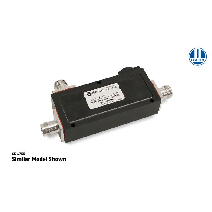 16dB Low PIM Coupler 617-3800MHz 200W 4.3-10