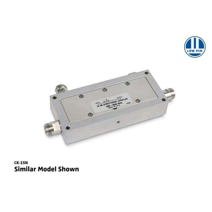 20dB Low PIM Coupler 617-3800MHz 200W Type N