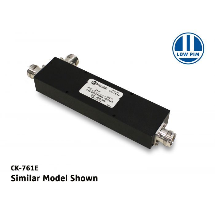 6dB Low PIM Coupler 350-2700MHz 300W Type N