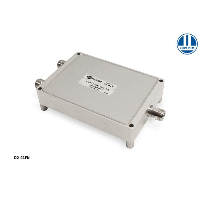 2-way Reactive Splitter 138-960MHz 100W Type N