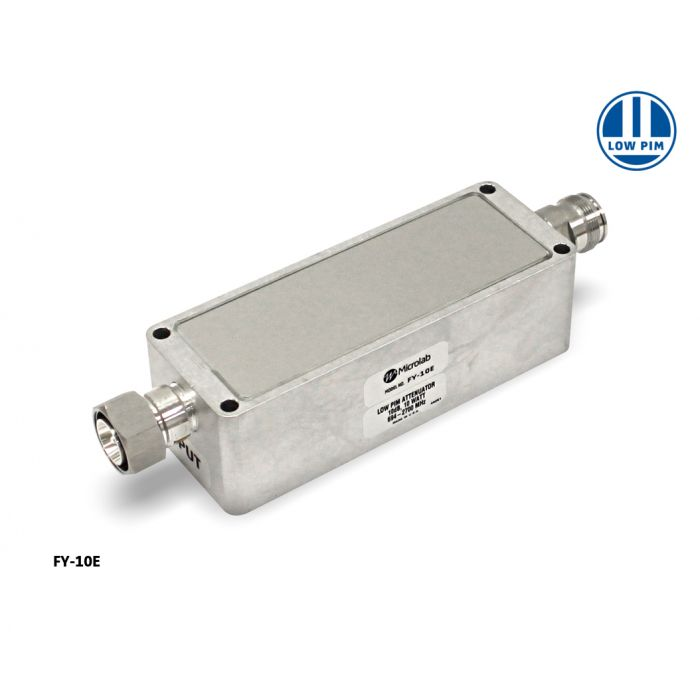 10dB Low PIM Attenuator 617-2700MHz 10W 4.3-10