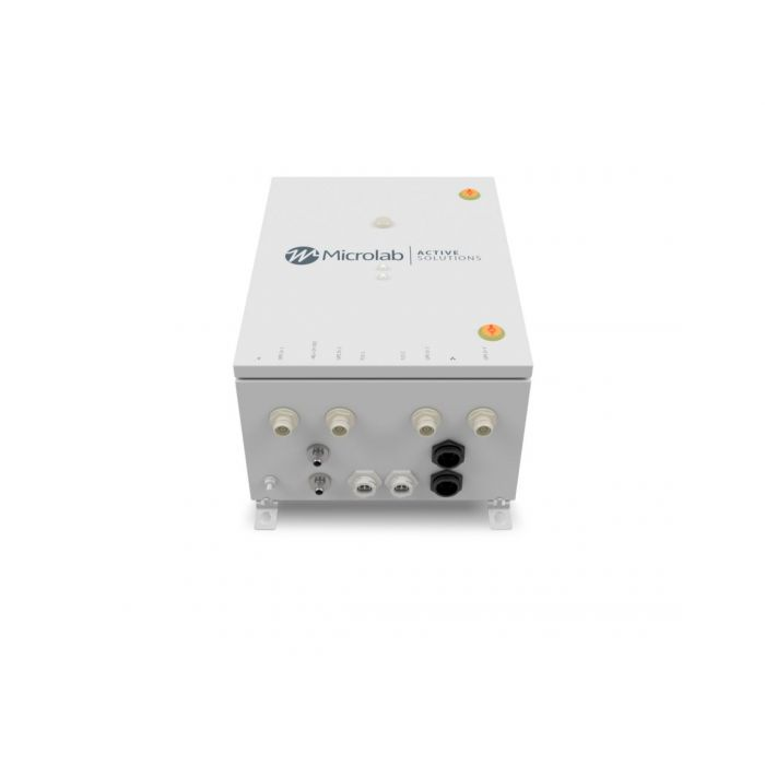 GPS Repeater Remote Unit4 GPS Antenna Inputs4.3-10(f)