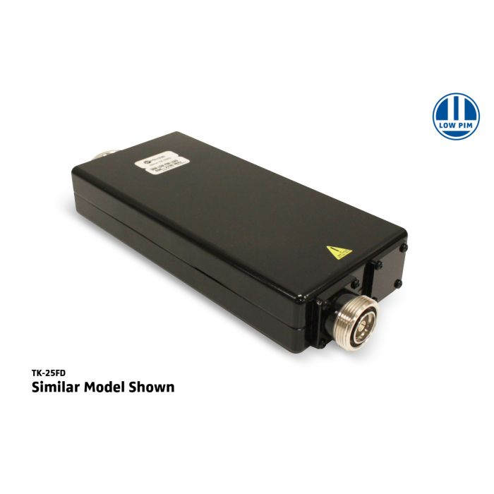 CABLE LOAD, 60W, 400-2700MHz,N-M, PORTABLE W/HANDLE